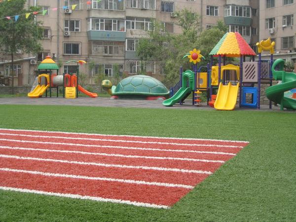 金太陽幼兒園跑道